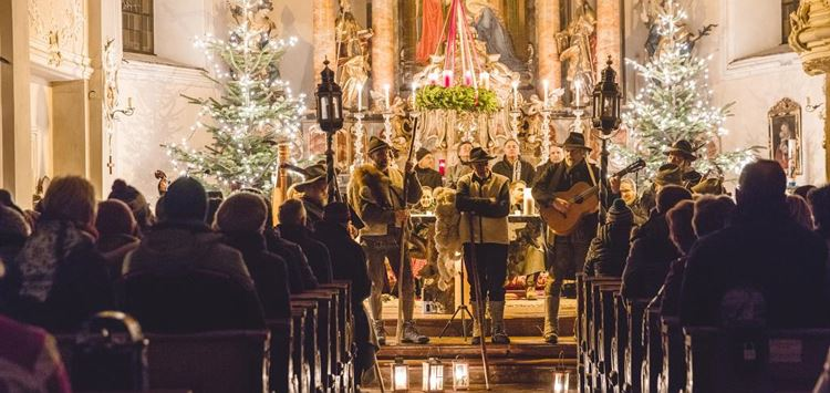 'Stille Nacht' Adventsingen